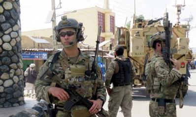 ترامب ينهي مهام أكثر من 7 آلاف جندي في أفغانستان