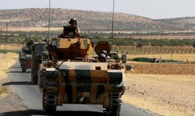تمهيدا لعملية عسكرية شمال سوريا.. تركيا تواصل تعزيزاتها