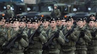 كوسوفو تقرر تأسيس جيش نظامي وصربيا وروسيا تعترضان