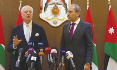 دي ميستورا: الوضع في سوريا تغير على الأرض وسياسياً