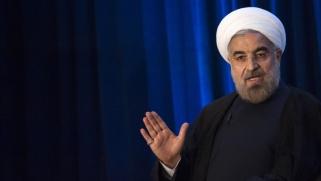 ردا على العقوبات.. روحاني يهدد بمنع تصدير النفط عبر مياه الخليج قبل 50 دقيقة