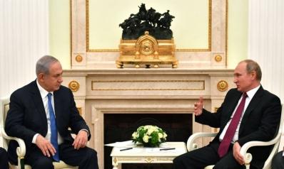 مصلحة روسية في عودة القصف الإسرائيلي على سوريا
