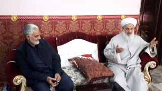 سليماني يضغط في بغداد لتعيين الفياض وزيرا للداخلية