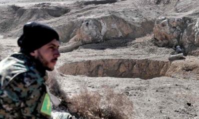 العثور على مقبرة جماعية جديدة لضحايا داعش شمال بغداد