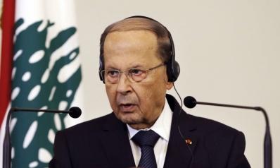 عون ينأى بنفسه عن ضغوط حزب الله على الحريري