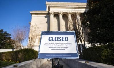 الغلق الجزئي للحكومة الأميركية.. أسبابه وتداعياته