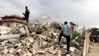 الهدم.. سلاح إسرائيل لتفريغ اللد من الفلسطينيين