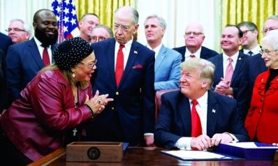 مخاوف من تفاقم «فوضى» في البيت الأبيض بعد استقالة ماتيس