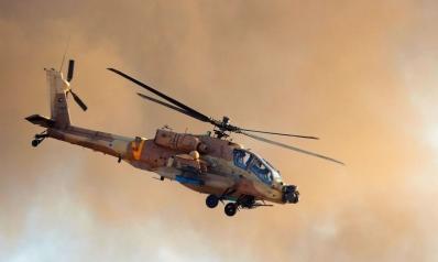 قصف دمشق رسالة إسرائيلية بشأن الانسحاب الأميركي