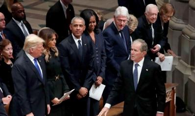 أي دور لكلينتون وبوش وأوباما في انهيار النظام العالمي