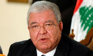 """وزير الداخلية اللبناني يعلن تفاصيل إحباط عملية """"الجبنة القاتلة"""""""