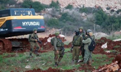 """إسرائيل تعلن """"السيطرة"""" على نفق رابع على الحدود اللبنانية"""
