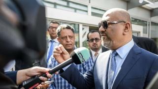 الوفد الحكومي اليمني يتوجه إلى السويد محملا بآمال السلام