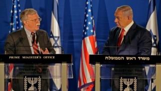 إسرائيل تطالب باعتراف أمريكي بسيادتها على الجولان المحتل وواشنطن قلقة من علاقاتها مع الصين