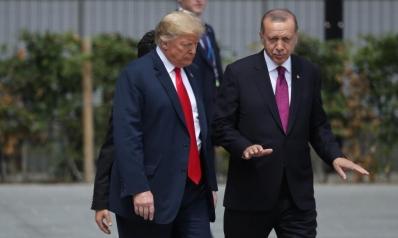تركيا ترفض تهديدات ترامب وتبحث إنشاء منطقة آمنة شمالي سوريا