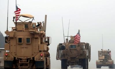 واشنطن تسحب معداتها العسكرية من سوريا