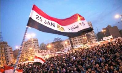 الثورة في ذكراها الثامنة: لم تكن مؤامرة لإسقاط مصر