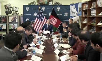 مسودة اتفاق بين طالبان وواشنطن بمفاوضات الدوحة