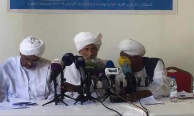 مجلس سيادة وحكومة انتقالية.. أحزاب سودانية ترفع مطالب للبشير لإنهاء الأزمة