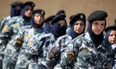 الشرطيات العراقيات.. بدايات صعبة لمهمات خطيرة