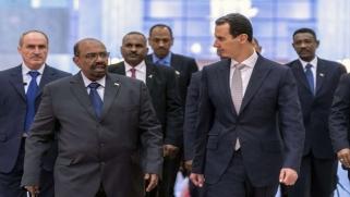 نظام بشار والحضن العربي