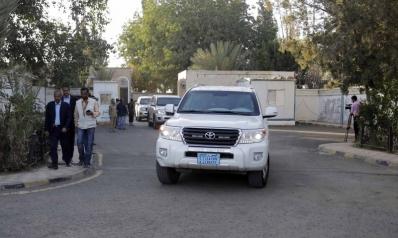 مشروع قرار أممي لتوسيع مهمة المراقبين في الحديدة