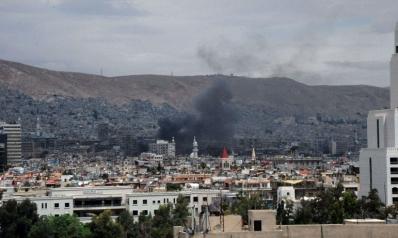 انفجار في محيط دمشق يخلف قتلى وجرحى