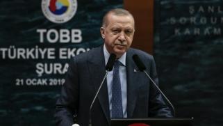 الأخبار سياسة أردوغان عن سوريا.. جاهزون للتدخل إذا لم تحترم الوعود