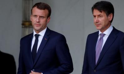 تصعيد بين باريس وروما: صراع مصالح يصب في مصلحة الجيش الليبي