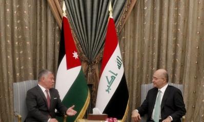صالح والملك عبدالله الثاني لدور عراقي – أردني في استقرار المنطقة