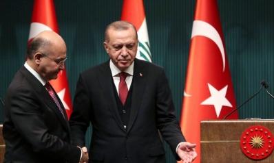 برهم صالح في تركيا وقطر: جولات بروتوكولية بلا مفعول سياسي
