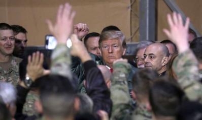 زيارة ترامب إلى العراق أبطأت خطى الانسحاب من سوريا