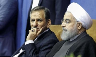 جهانغيري يستطلع مستقبل إيران في سوريا