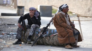 """عشائر عراقية تحصّن مناطقها من هجمات خلايا """"داعش"""""""