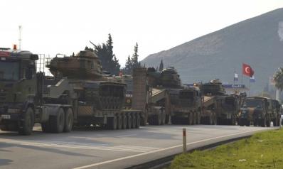 الانسحاب الأميركي يحيي الأطماع التركية التاريخية في سوريا