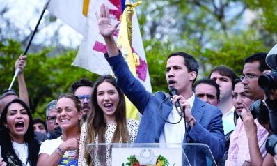 صدام أميركي – روسي حول مادورو