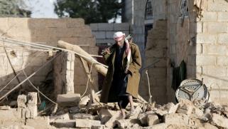 التحالف العربي ينذر الحوثيين بضربات انتقائية دقيقة في صنعاء