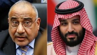 ولي العهد السعودي يؤكد دعمه الكامل لاستقرار وأمن العراق