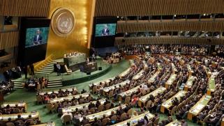 توجّه فلسطيني لطلب عضوية كاملة في الأمم المتحدة