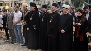 مسلمو أوكرانيا يرحبون باستقلال الكنيسة الأرثوذكسية