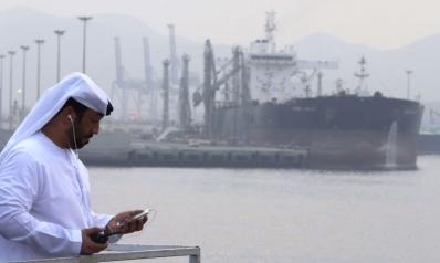 أكبر خزان إماراتي يحرّر صادرات النفط من تهديدات إيران