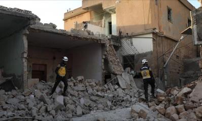 طائرات النظام تفتك بإدلب.. انهيار وقف إطلاق النار بآخر معاقل المعارضة