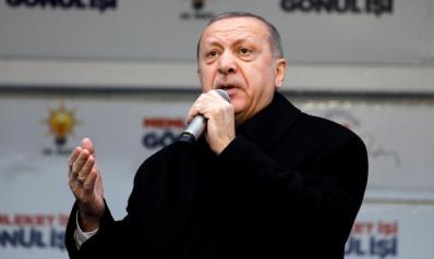 أردوغان يكشف من يقف وراء تقلبات أسعار الليرة