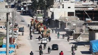 أزمات تركيا في سوريا