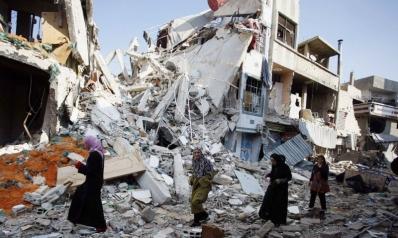 إعادة إعمار سوريا: الحلقة القادمة من الحرب