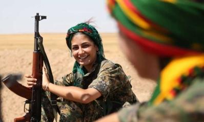 الأكراد يستنجدون بقوة دولية لصد مطامع أردوغان في شمال سوريا