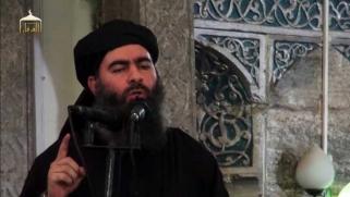 """أبو بكر البغدادي من منبر """"الخلافة"""" إلى كهوف الصحاري"""