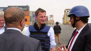 مغامرة التقارب البريطاني مع الحوثيين لم تدم طويلا