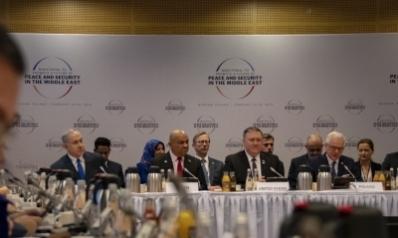 الدروس التي يجدر بواشنطن – وإيران – اكتسابها من مؤتمر وارسو