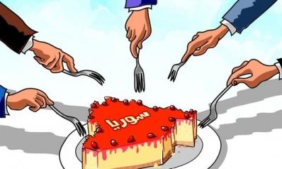 من الصراع في سورية إلى الصراع عليها
